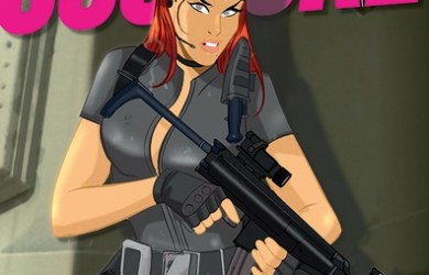 Scarlett Couture #3 preview Cover B