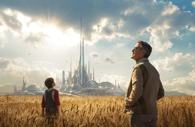 Tomorrowland Featurette Poster