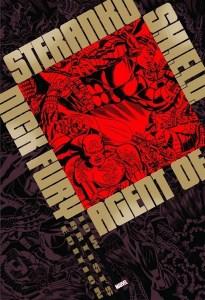 Cover for Steranko Nick Fury Agent of S.H.I.E.L.D. Artist's Edition
