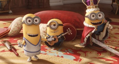 Minions with King
