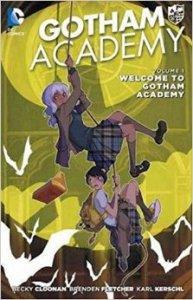 Gotham Academy Volume 1 Cover