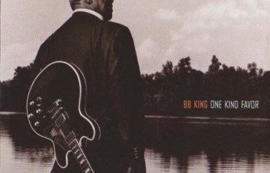 Cover for BB King One Kind Favor