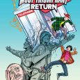 Bill and Ted's Most Triumphant Return #2 Cover