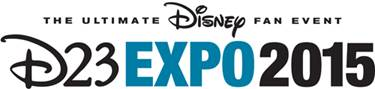 D23 Expo 2015 Lineup