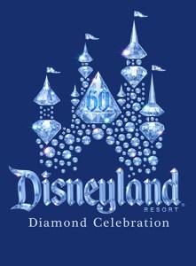 Disneyland 60th Anniversary Poster