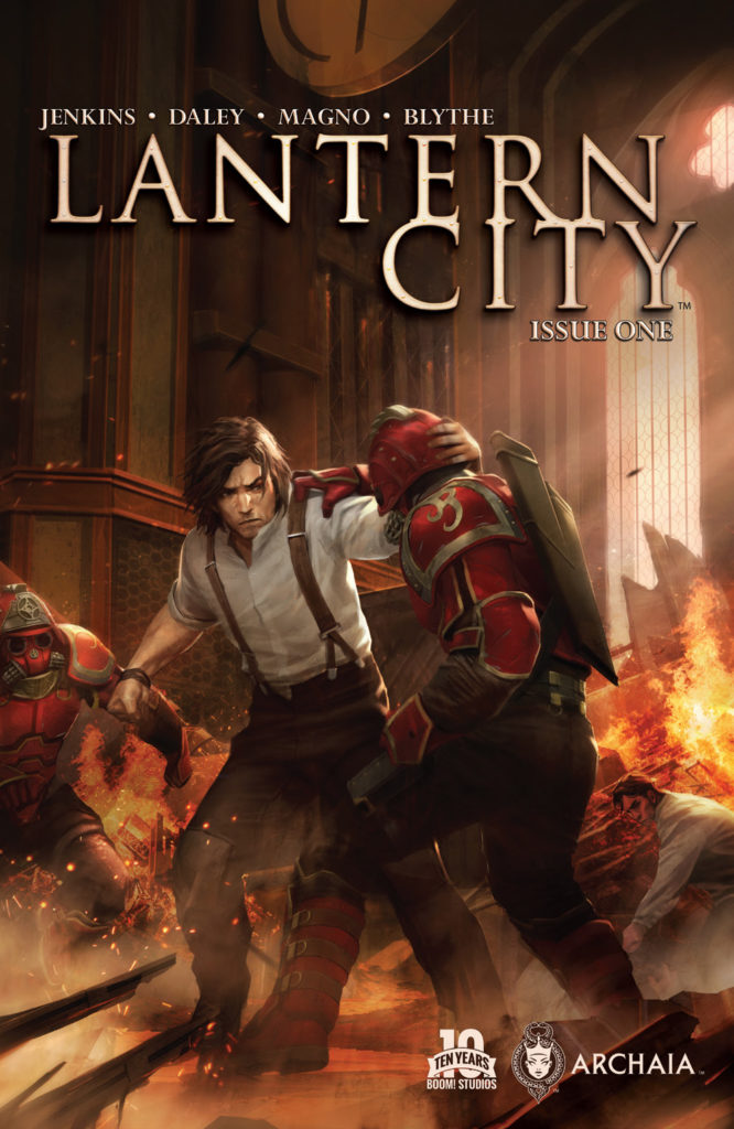 Lantern City #1 Cover B Main