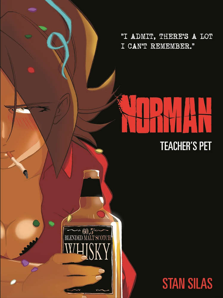 Norman Vol. 2 Cover