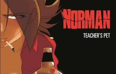 Norman Vol. 2 Cover
