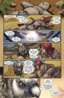 Red Sonja's Introduction