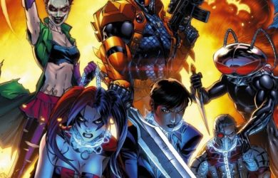 New Suicide Squad Vol 1: Pure Insanity Cover