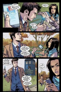 Doctor Who: The Tenth Doctor #11 preview page 2 of 3