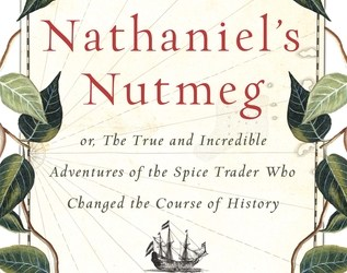 Cover for Nathaniel's Nutmeg by Giles Milton