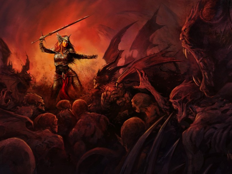 Baldur's Gate Siege of Dragonspear Caelar