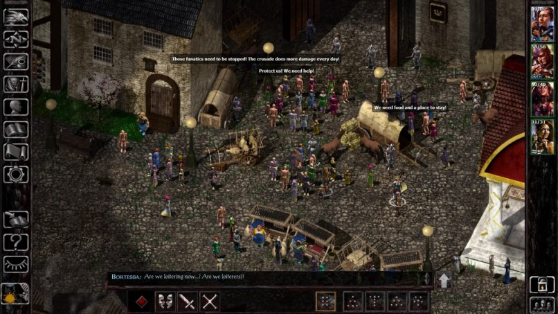Baldur's Gate Siege of Dragonspeare Screenshot 1