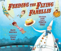 Feeding the Flying Fanellis Cover