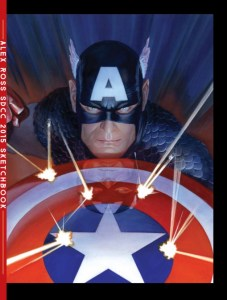 SDCC 2015 Alex Ross Hardcover