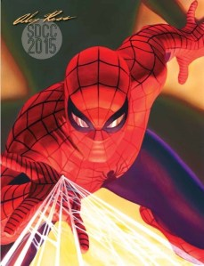 Spiderman SDCC Softcover