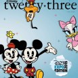 Cover of Fall Disney-Twenty Three