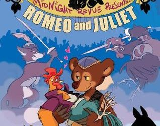 Cover Stratford Zoo Midnight Revue Presents Romeo and Juliet