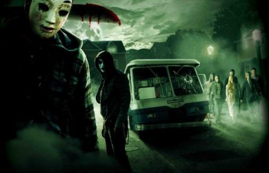 Terror Tram Survive The Purge Poster