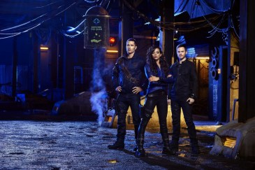 Killjoys Cast Photo