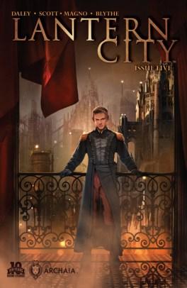 Lantern City Cover