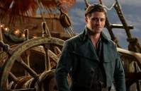 Garrett Hedlund as the Dashing Hook