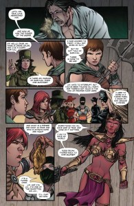Swords of Sorrow #5 Page 5 of 5