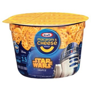 Star Wars Easy Cook Macaroni and Cheese