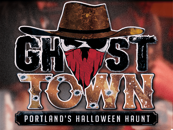 Ghost Town Logo