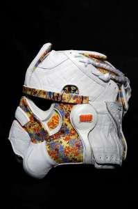 Star Wars Stormtrooper Adidas Shoe Helmet