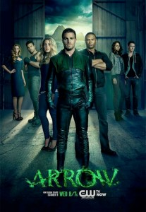 arrow season 2 poster