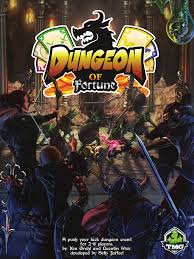 Dungeon of Fortune Game Box