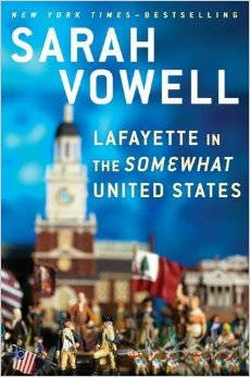 Lafayette in the Somewhat United States Cover