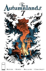 Autumnlands #7 Cover