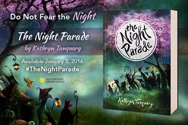 The Night Parade by Kathryn-Tanquary Spread