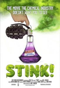 STINK! Poster