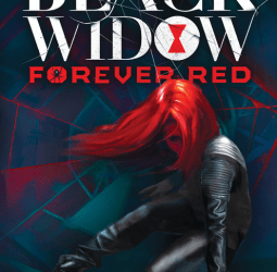 Black Widow: Forever Red Cover