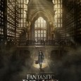Poster with Fantastic Beasts and Where to Find Them Trailer