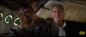 Chewie: We're Home from Star Wars The Force Awakens
