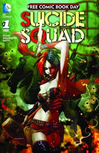 FCBD 2016 Suicide Squad #1