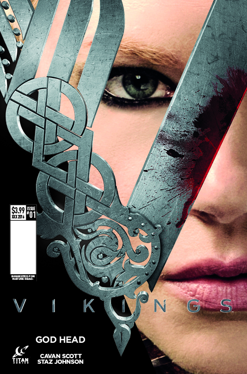 Vikings 1_Cover C Photo Variant