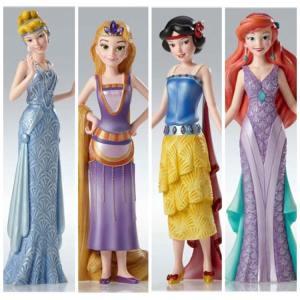 Disney Showcase Art Deco Princesses