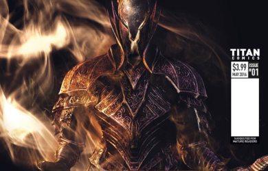 Dark Souls Cover A