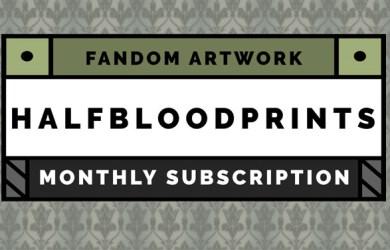 HalfBloodPrints Banner