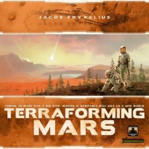 Terraforming Mars Box Cover