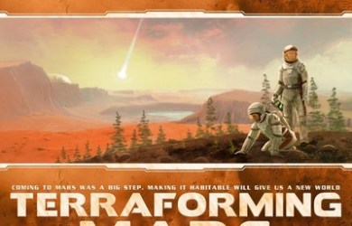 Terraforming Mars Box Cover