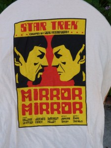 Loot Crate Star Trek Mirror Mirror Shirt