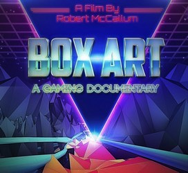 Box Art: A Documentary Cover