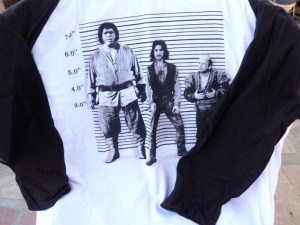 Princess Bride t-shirt from Ripple Junction